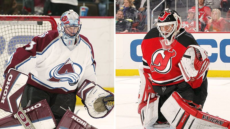 Patrick Roy Vs Martin Brodeur Hockey Blog Espn