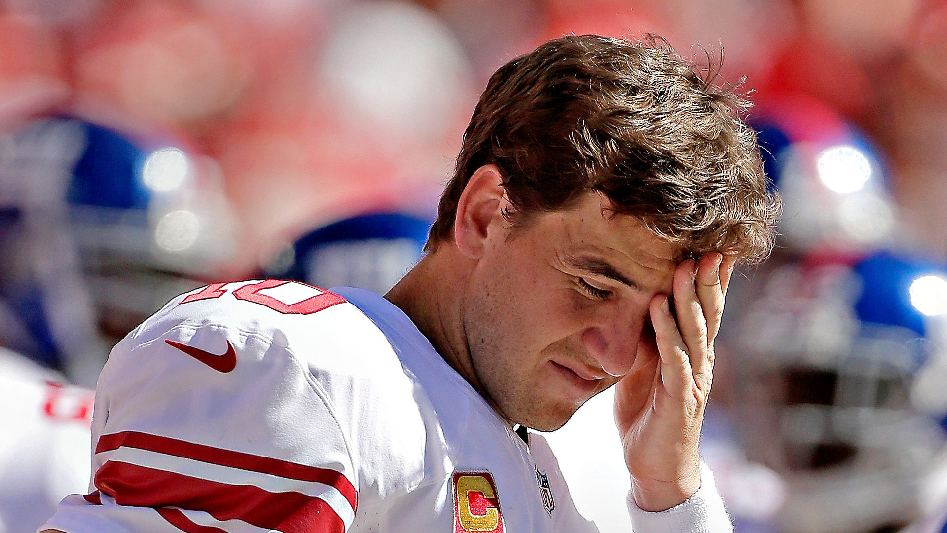 New York Giants to stay with Eli Manning as starting quarterback