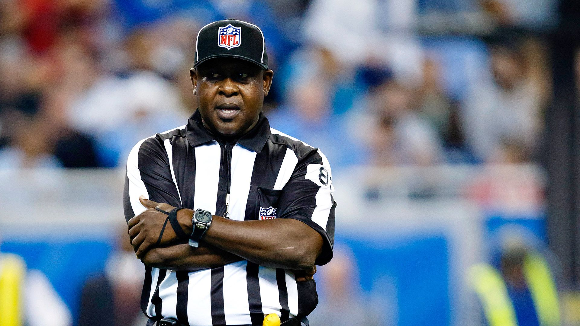 Nfl Referees Association Expects Umpire Roy Ellison To Be Cleared