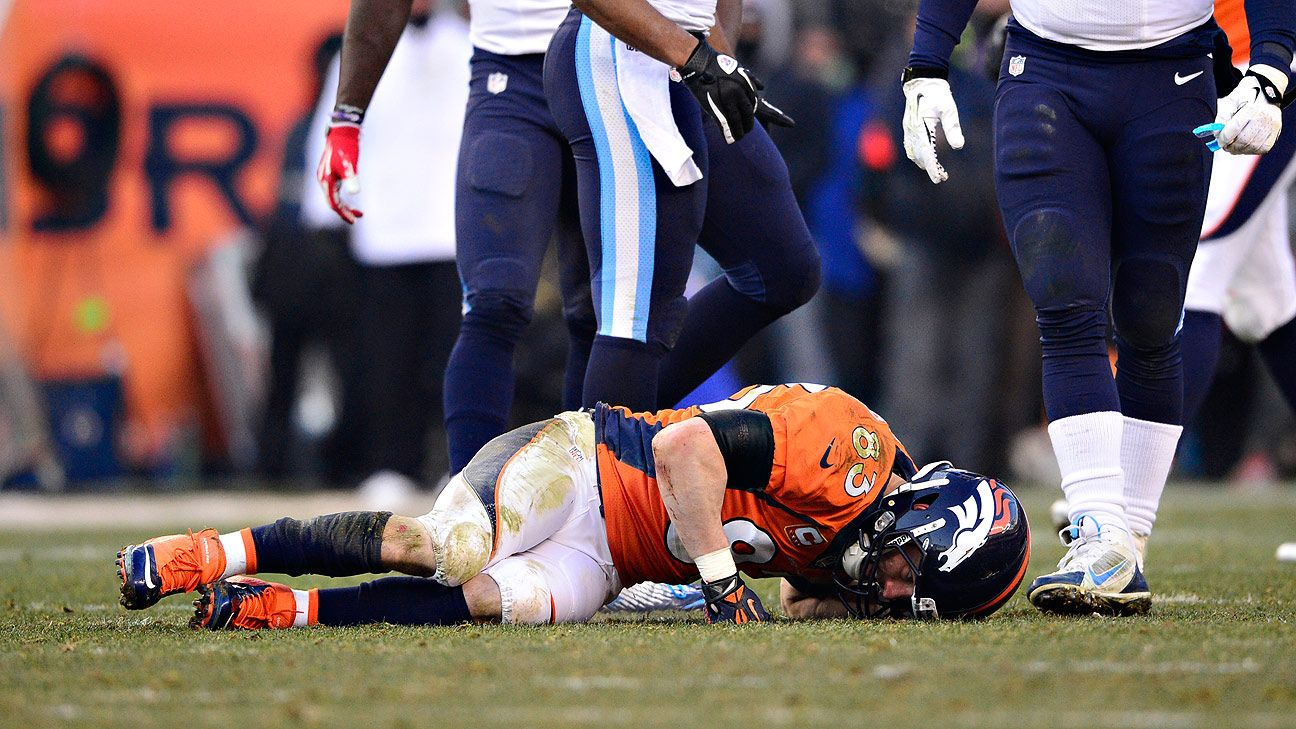 Broncos to monitor Wes Welker