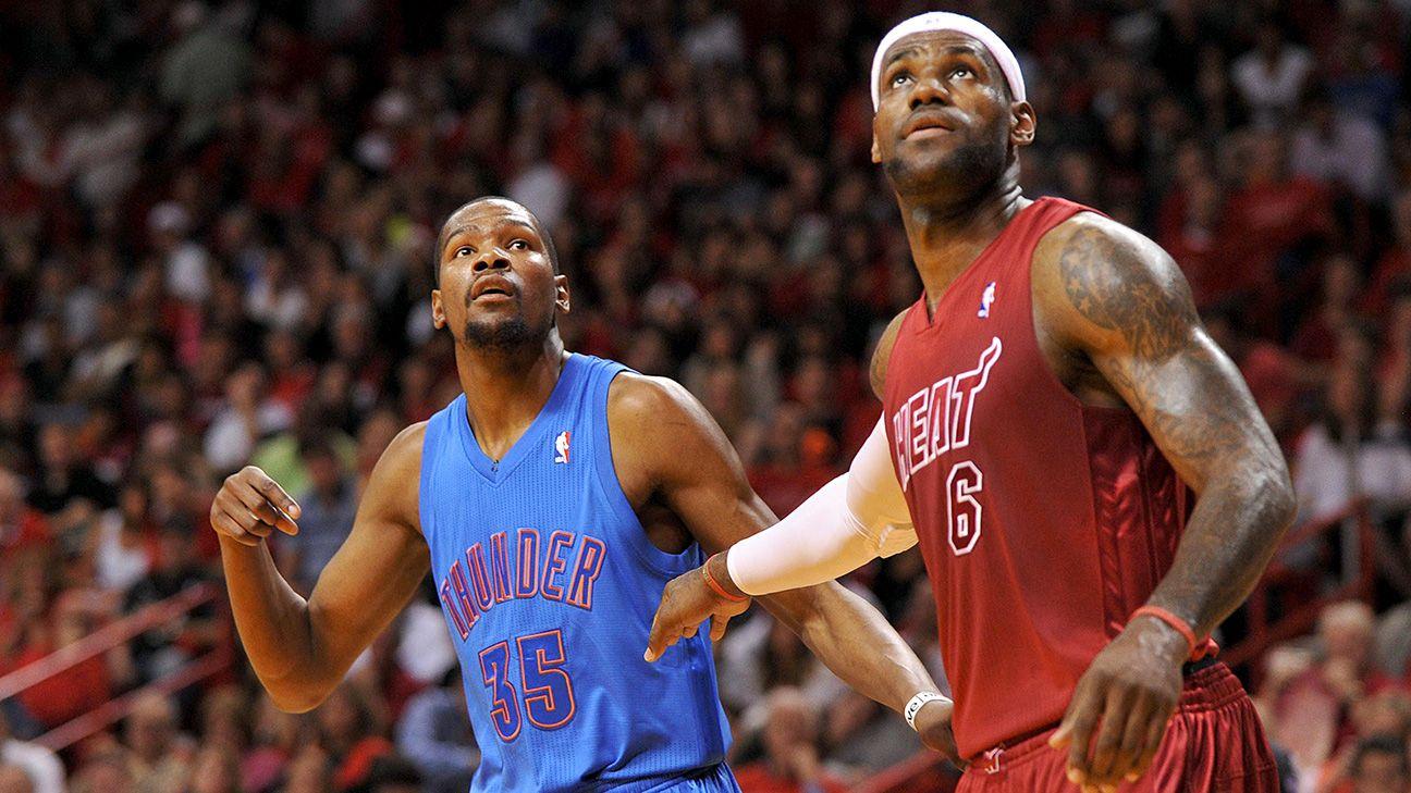 9c17892dda6 NBA  Trailing Kevin Durant
