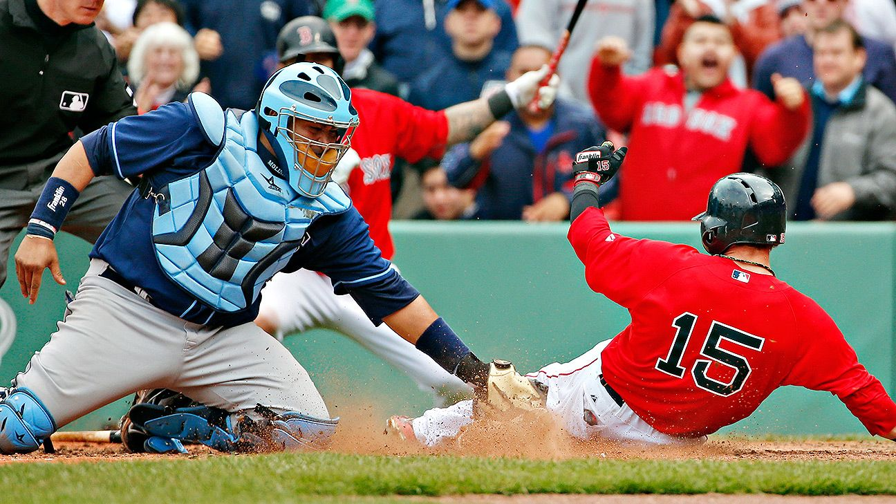 Red Sox Play