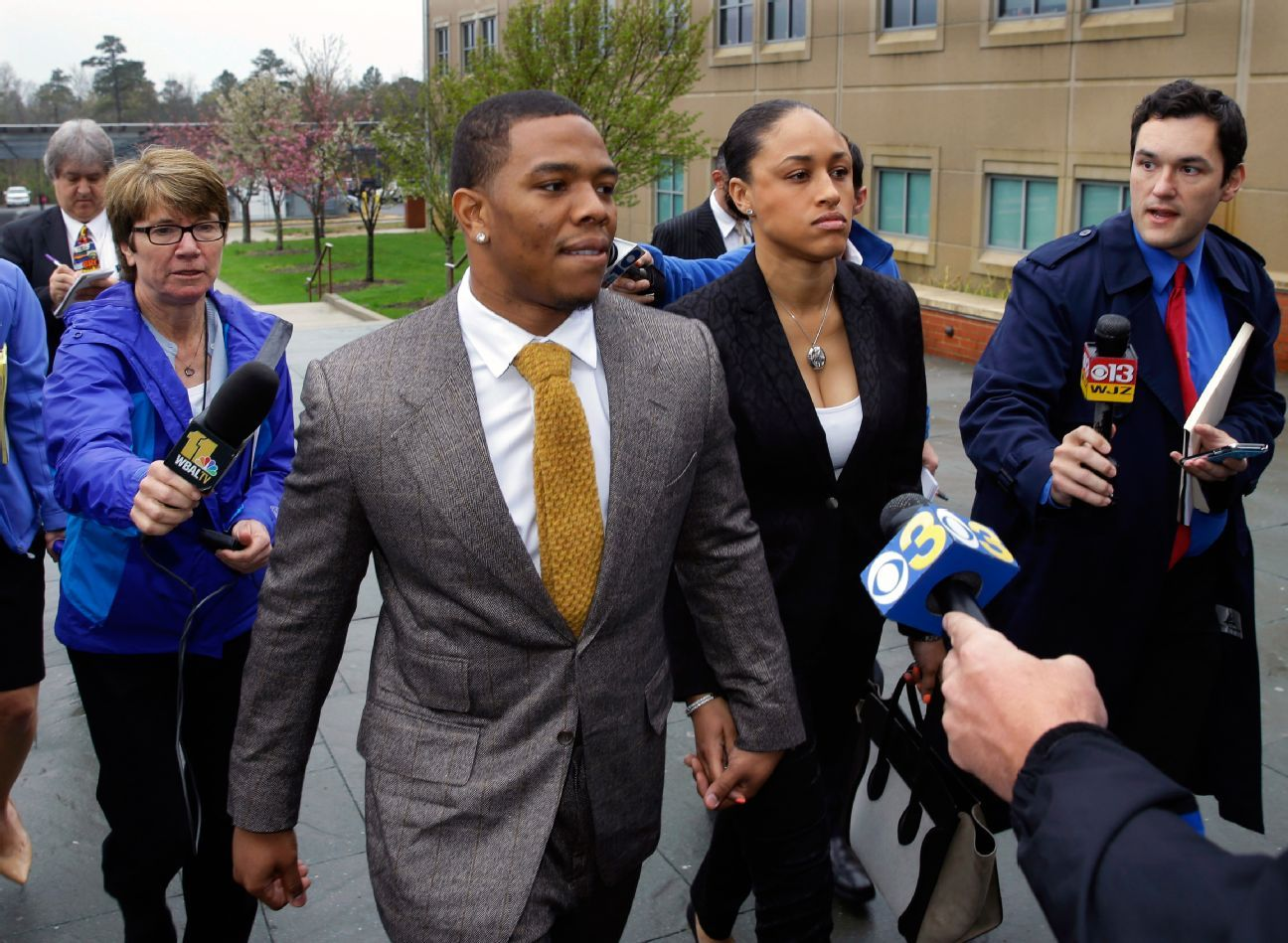 How the Ray Rice scandal unfolded