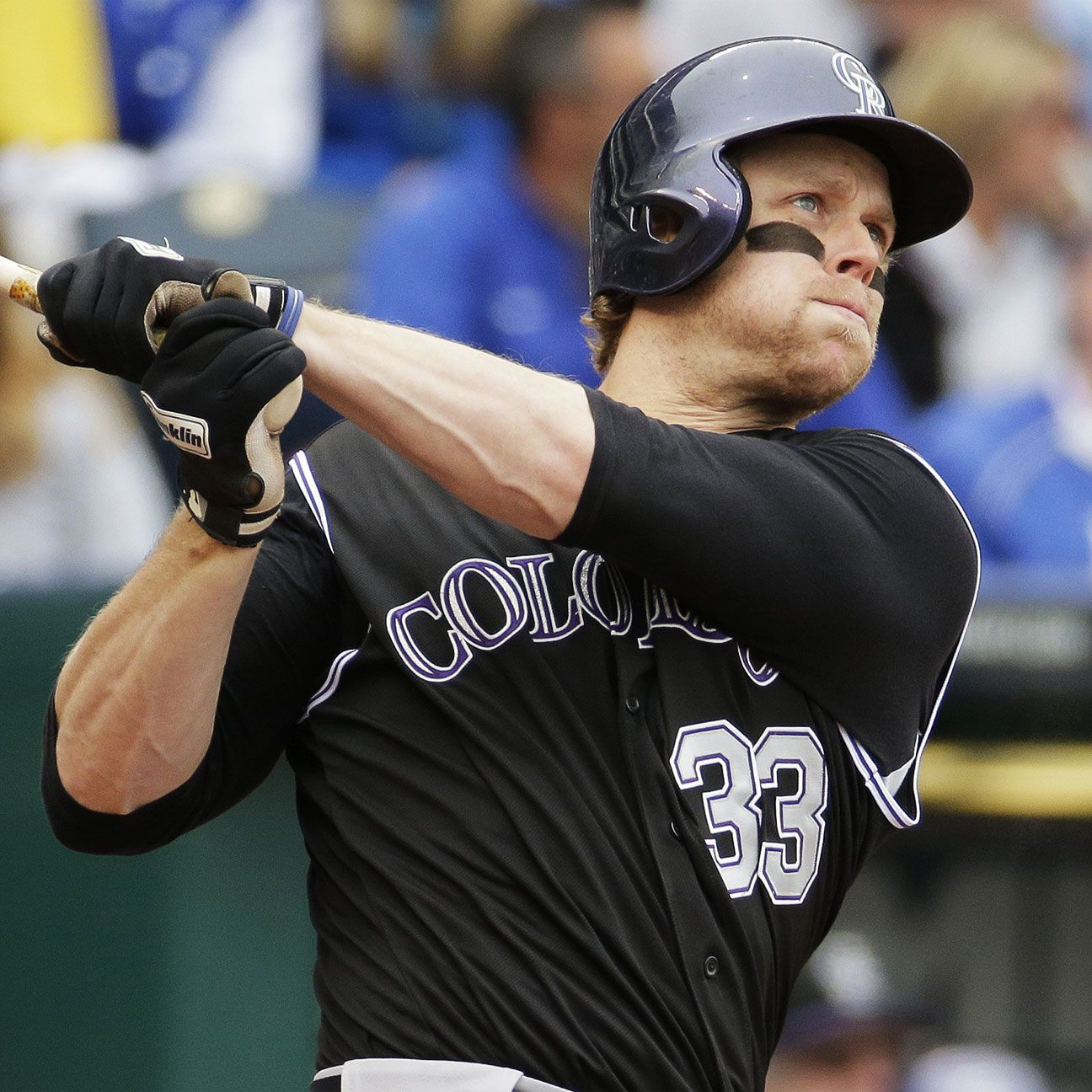 MLB - Justin Morneau career revival with Colorado Rockies