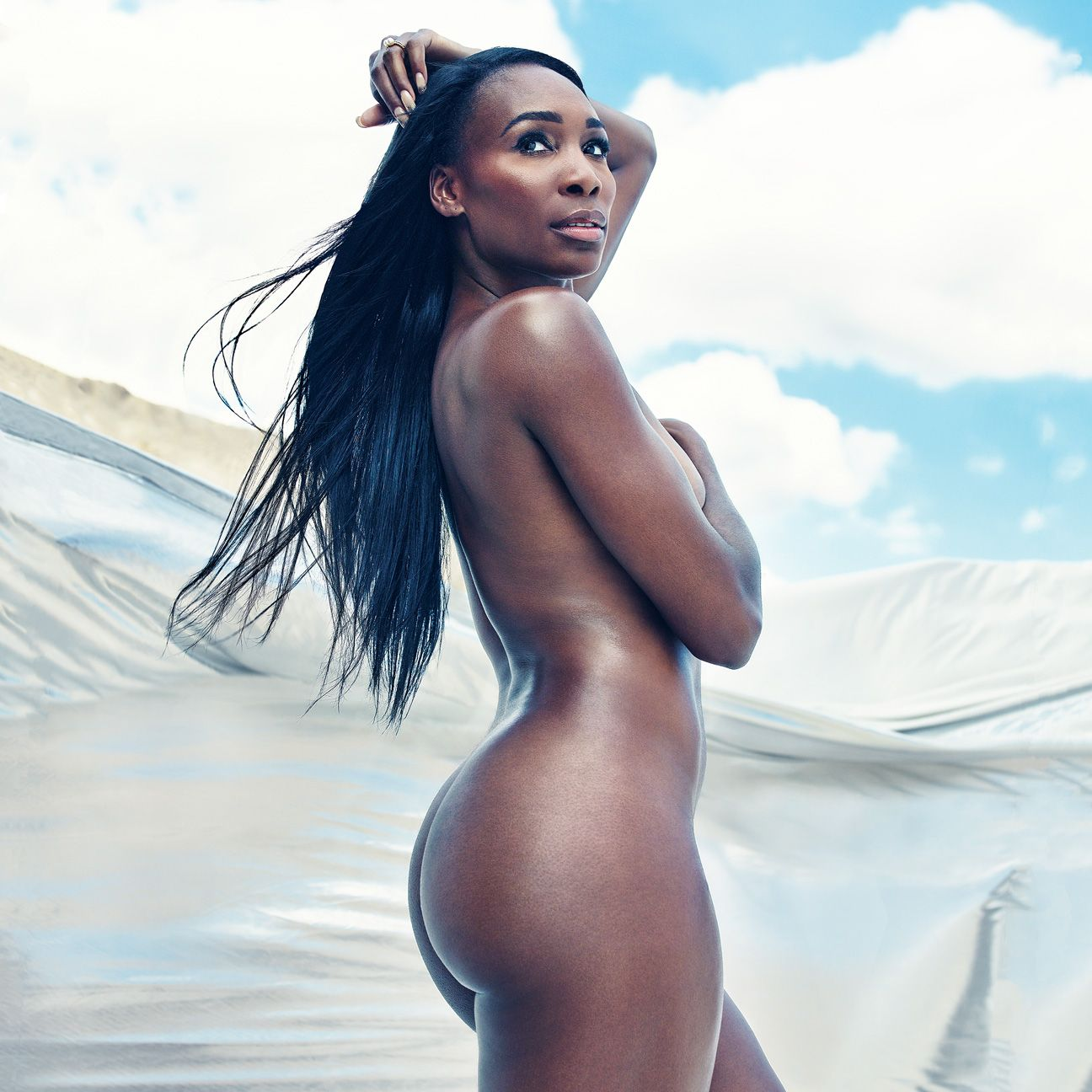 How tennis star Venus Williams got her body back in the game - ESPN The Magazine Body Issue