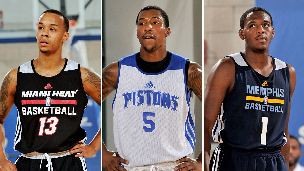wholesale dealer efd82 fe447 Three players to watch in NBA summer league
