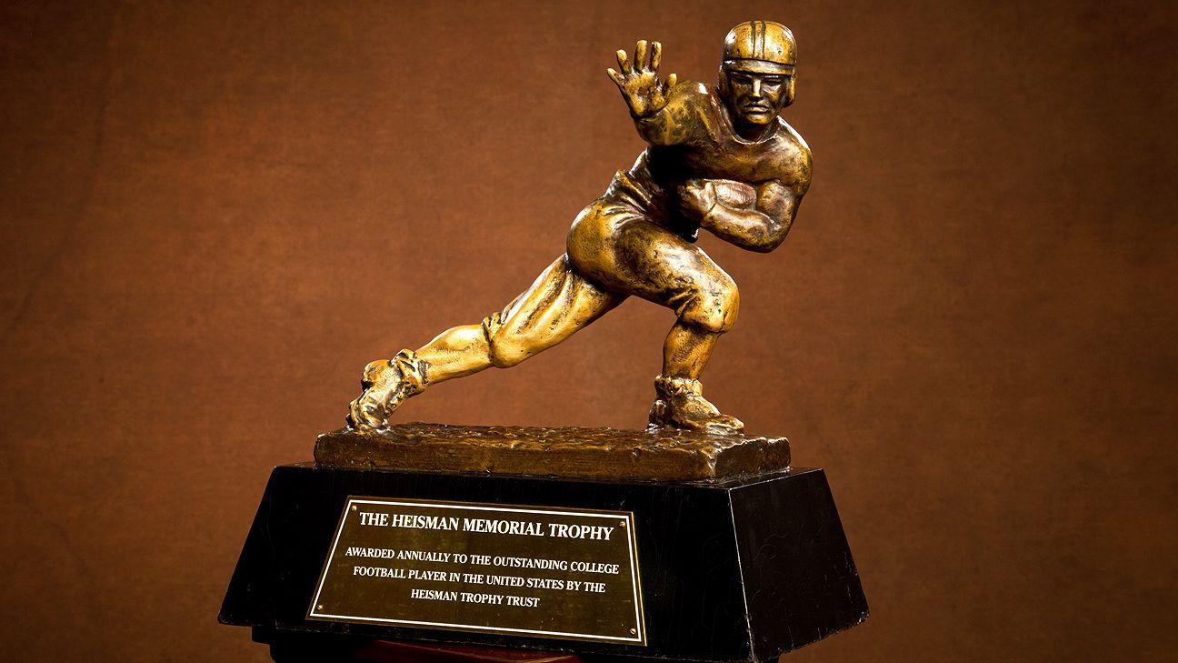 Heisman Trophy tales -- Strange stories behind what happens