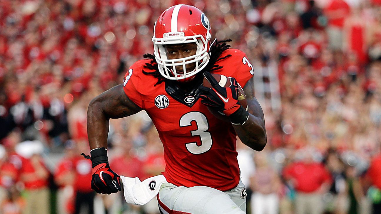 a883cc991 Todd Gurley of Georgia Bulldogs suspended indefinitely