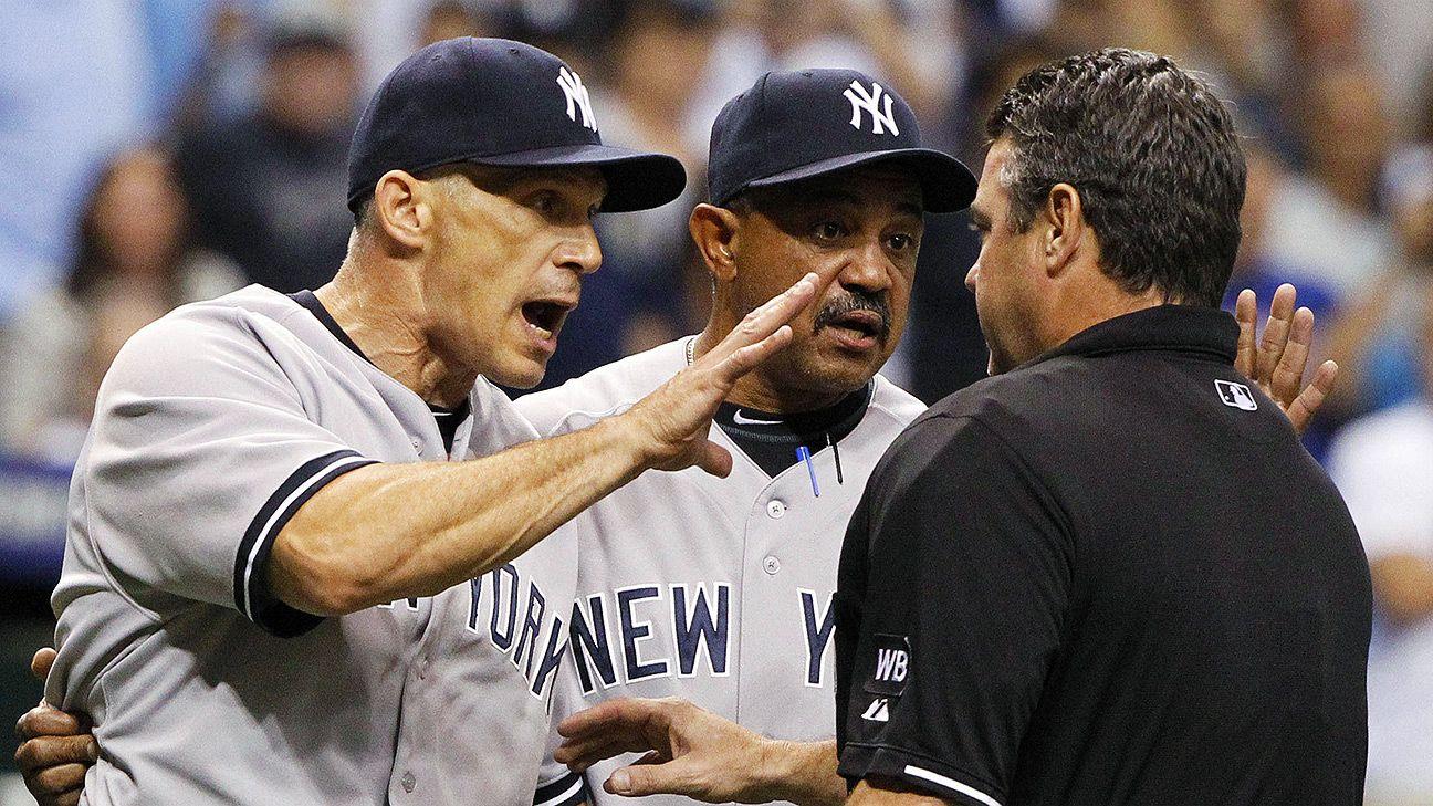 Joe Girardi: 'Pitch the right way'