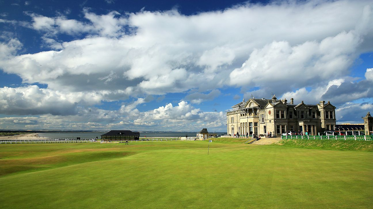 From St. Andrews on down: Ranking every single Open venue thumbnail
