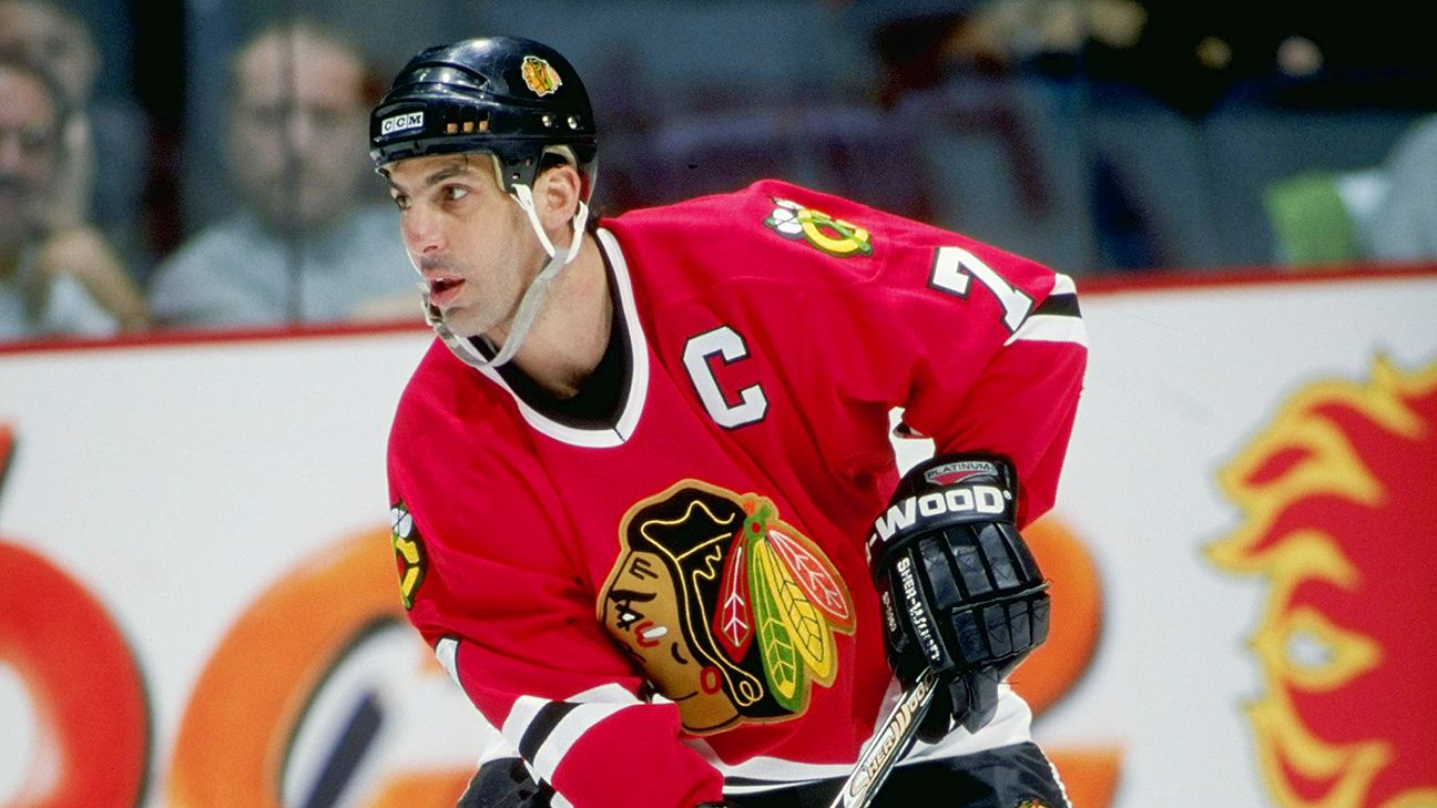 ae848048ef9 NHL -- Chris Chelios never wanted to leave the Chicago Blackhawks