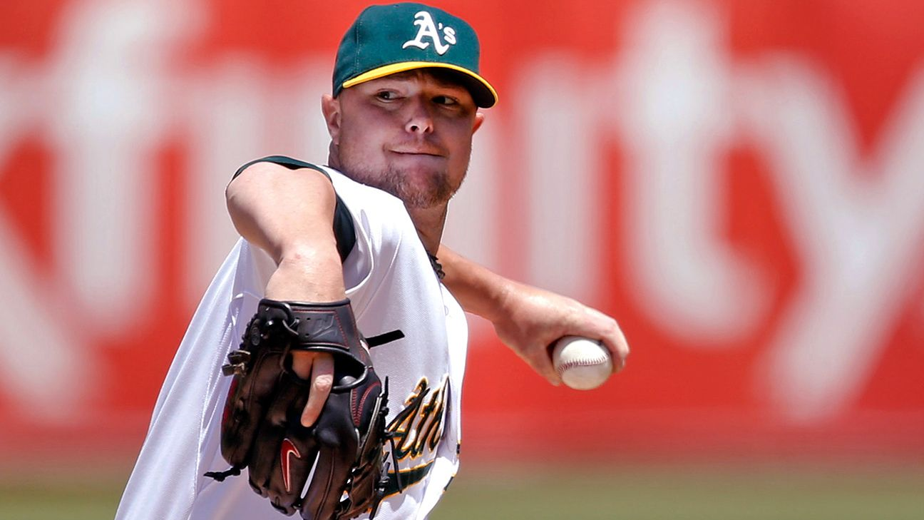 Cubs make pitch to Jon Lester