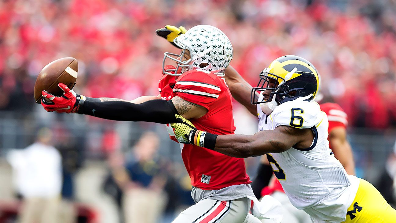 Ohio State Buckeyes expect Jim Harbaugh to raise The Game ...