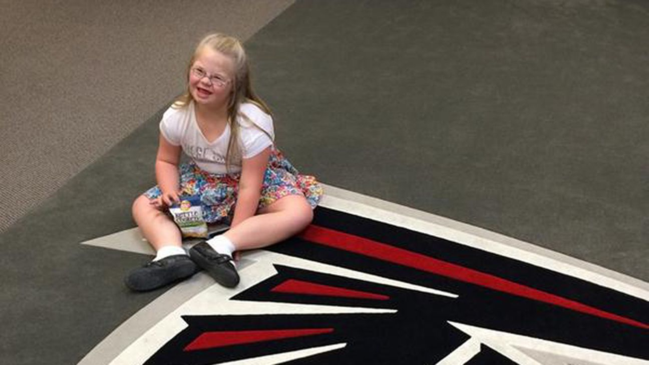 Matthews Family Draws Inspiration From Daughter With Down Syndrome