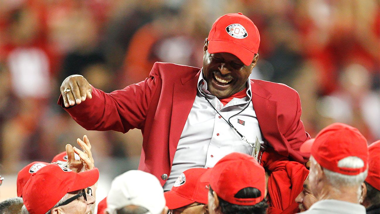 Ohio State two-time Heisman winner Archie Griffin remains respected f5f17e86e
