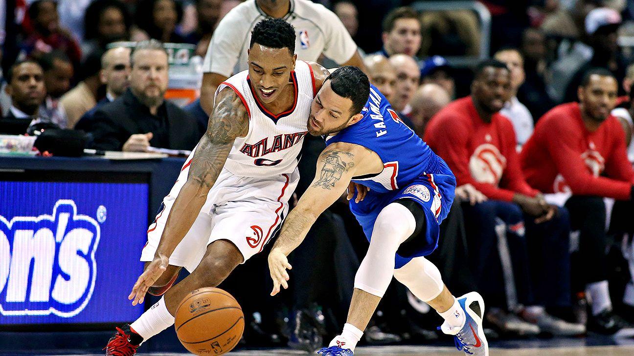 3821fa099 Los Angeles Clippers waive Jordan Farmar