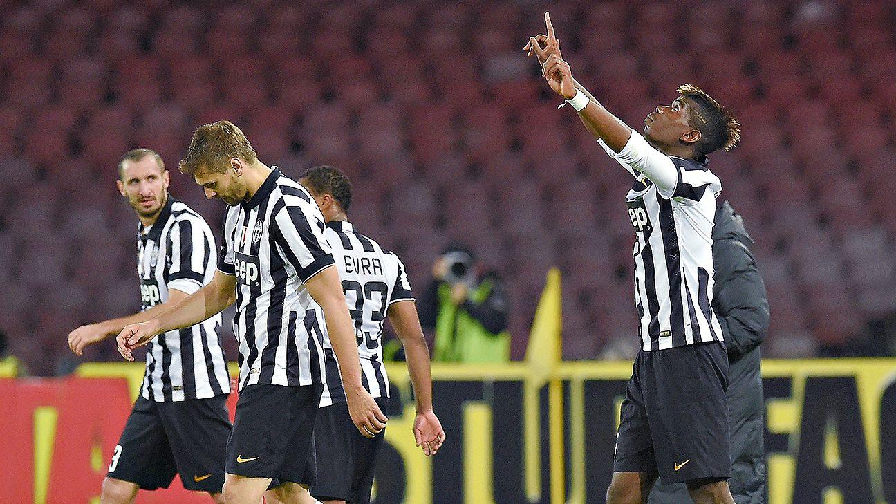 Napoli Vs Juventus Football Match Report January 11