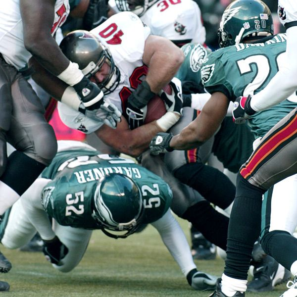 Loss To Bucs In Playoffs After 2002 Season Was Eagles
