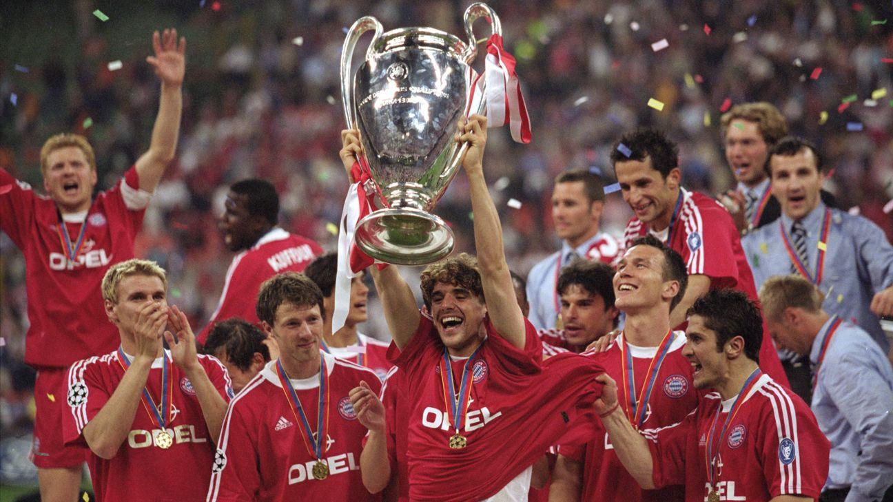 Best of the British at Bayern Munich: Owen Hargreaves
