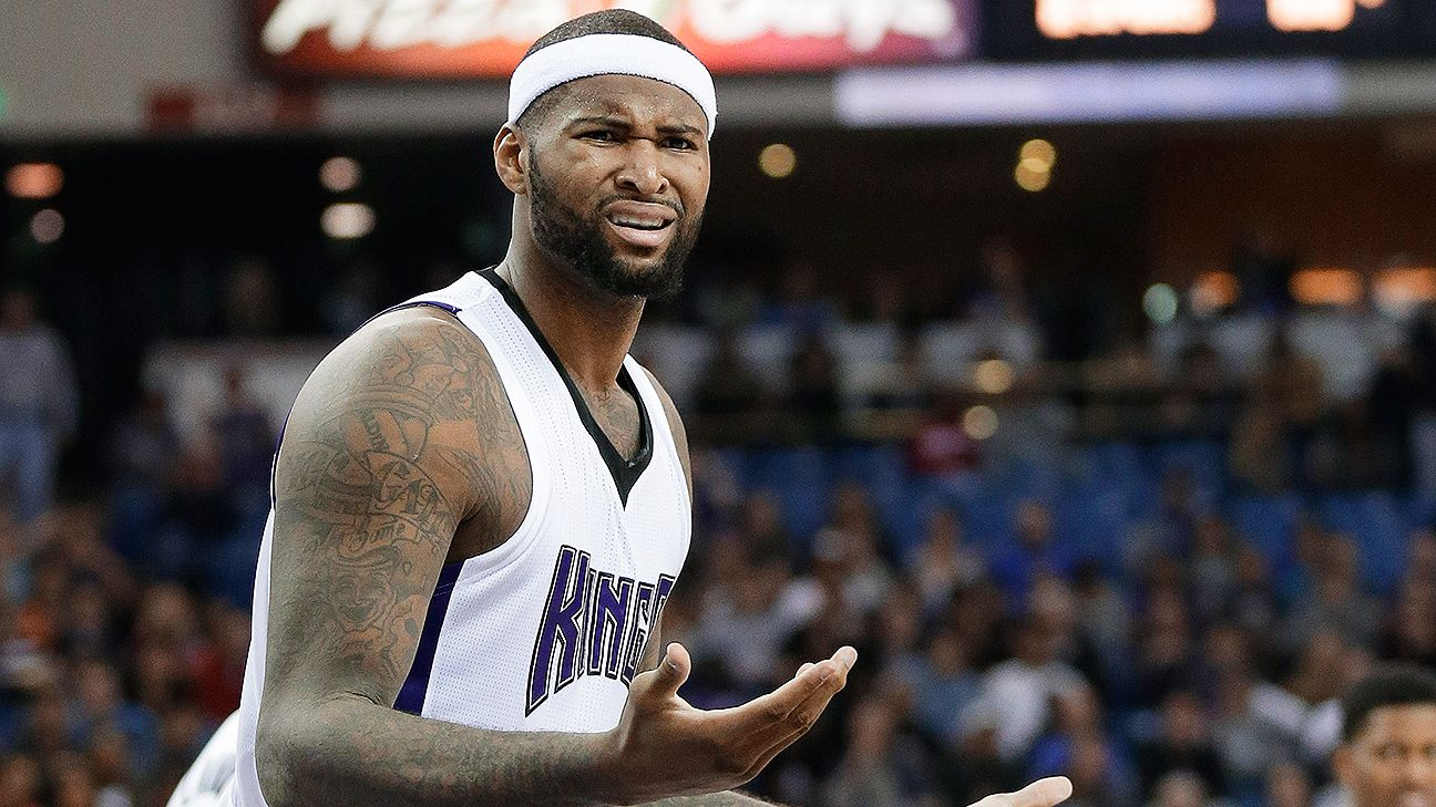 Sacramento Kings scrap planned T shirt giveaway after DeMarcus ...