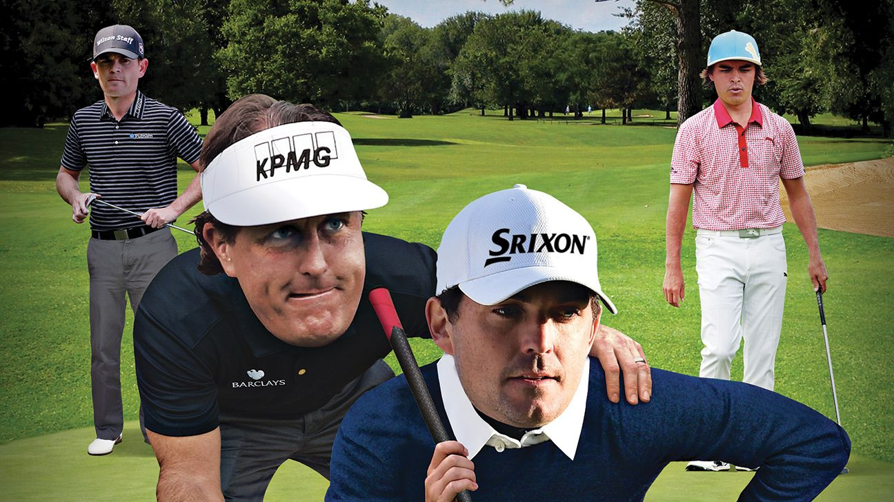 Inside the Tuesday money matches with Phil Mickelson