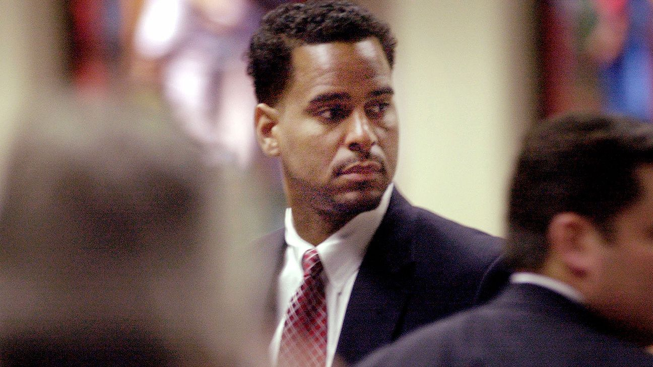 fc612a664 Jayson Williams says he was a  coward  on the night he shot and killed a  limo driver