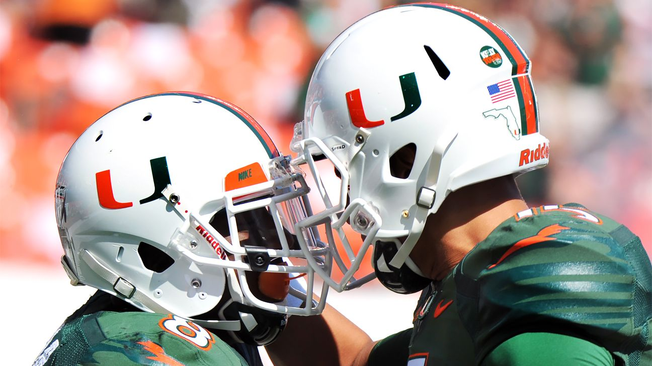 Adidas to release new Miami Hurricanes jerseys in style - ACC Blog- ESPN eda8d668a