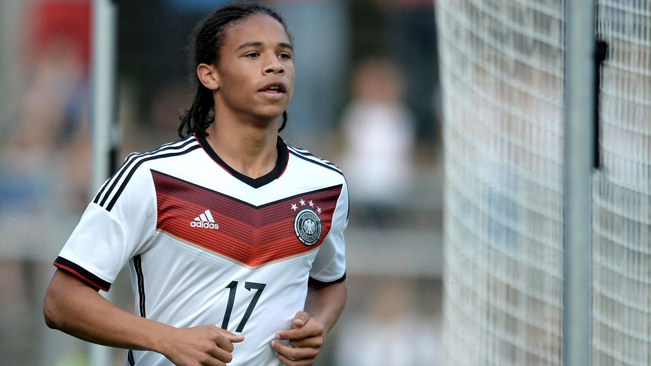 huge selection of e01b7 b2657 Leroy Sane shines for Schalke with Germany star wanted by ...