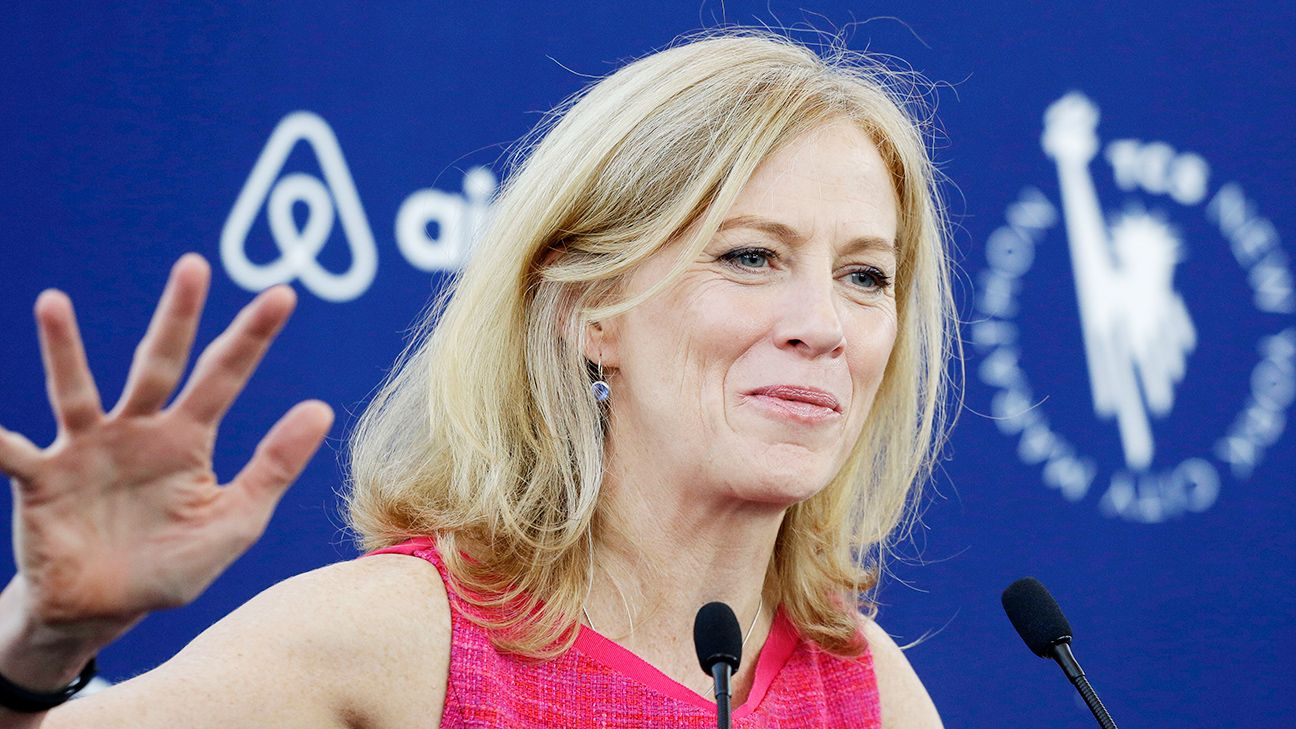 Q&A: Why Mary Wittenberg made the leap from running to cycling