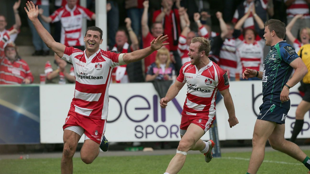 Humphreys relishes Gloucester victory over Connacht