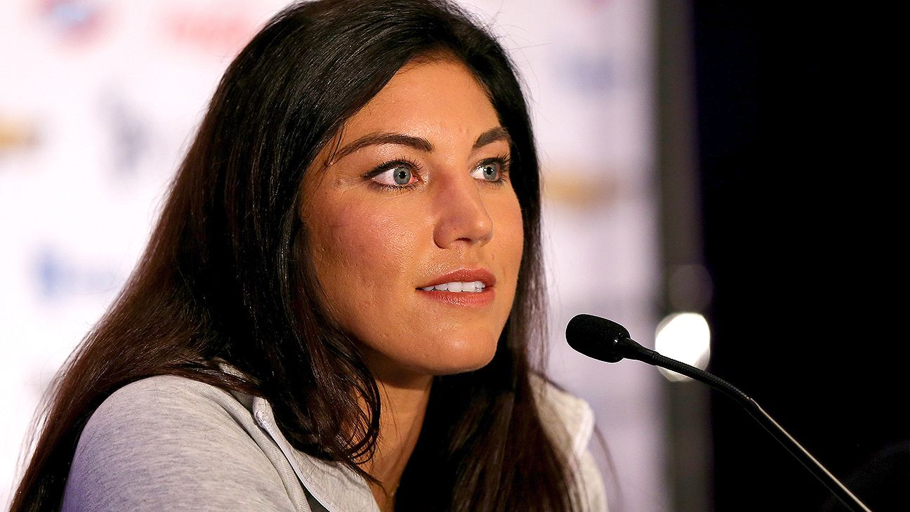 Solo: Hope Solo Again Will Face Domestic Violence Charges