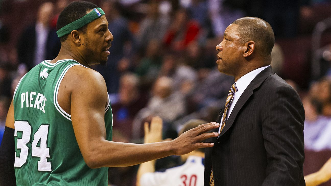 Doc Rivers wants to keep Paul Pierce healthy for playoffs