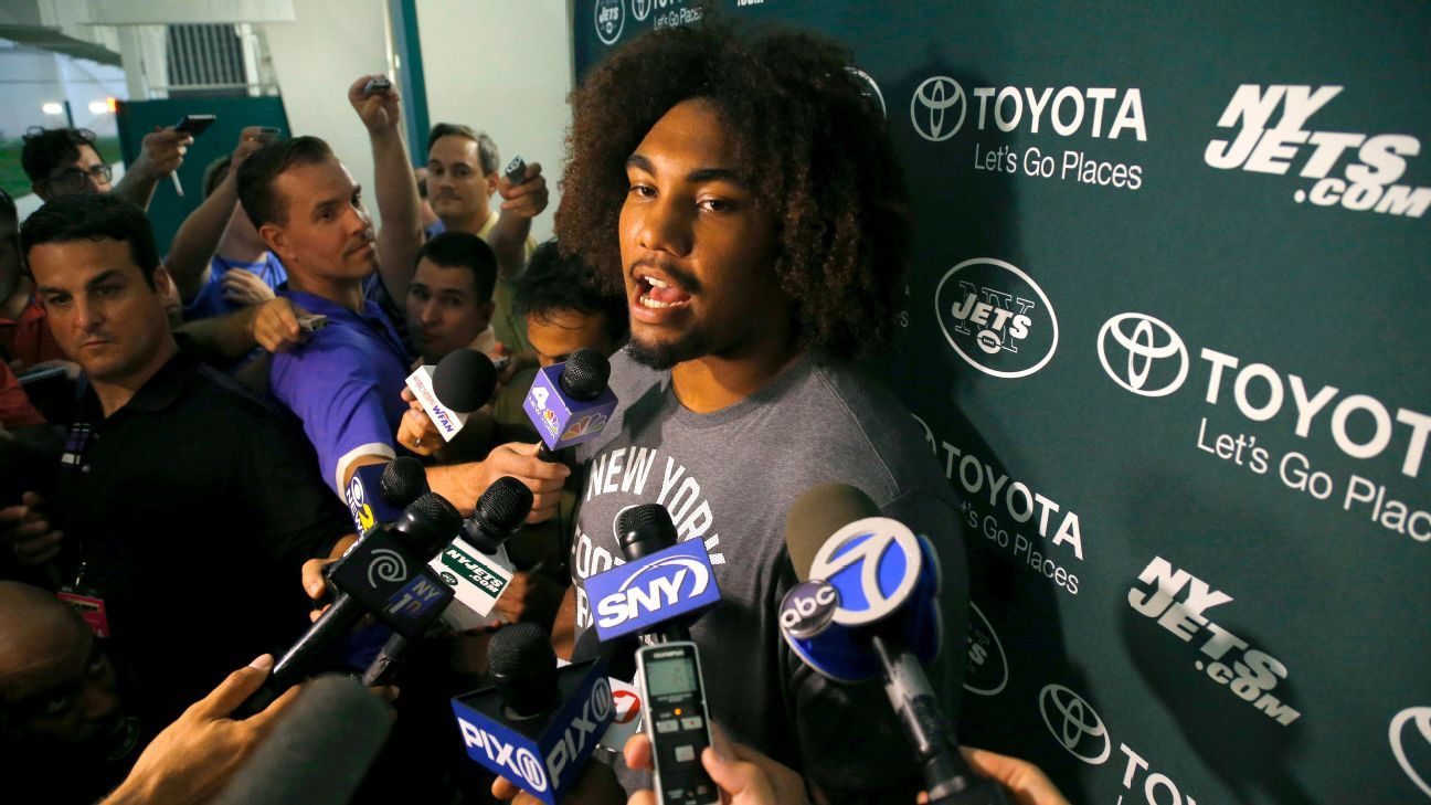Source: Jets trade DL Leonard Williams to Giants