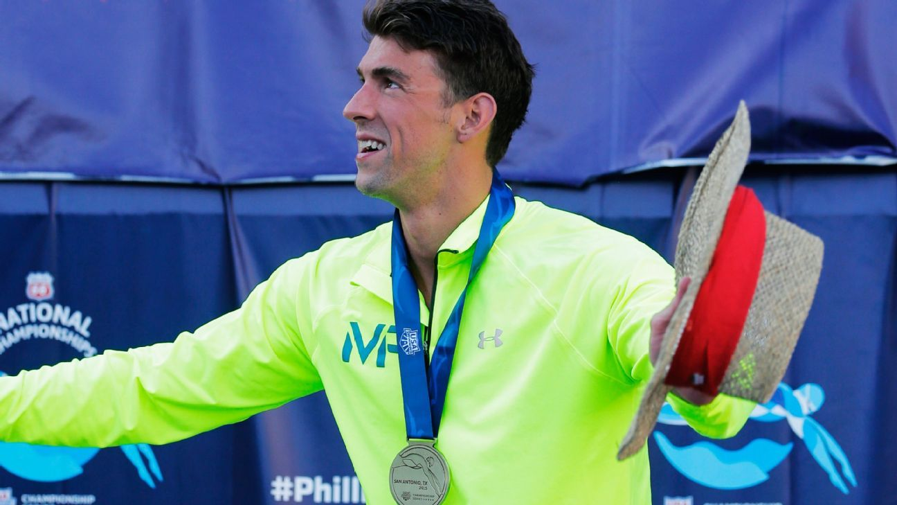 Look out Rio -- Michael Phelps is better than ever