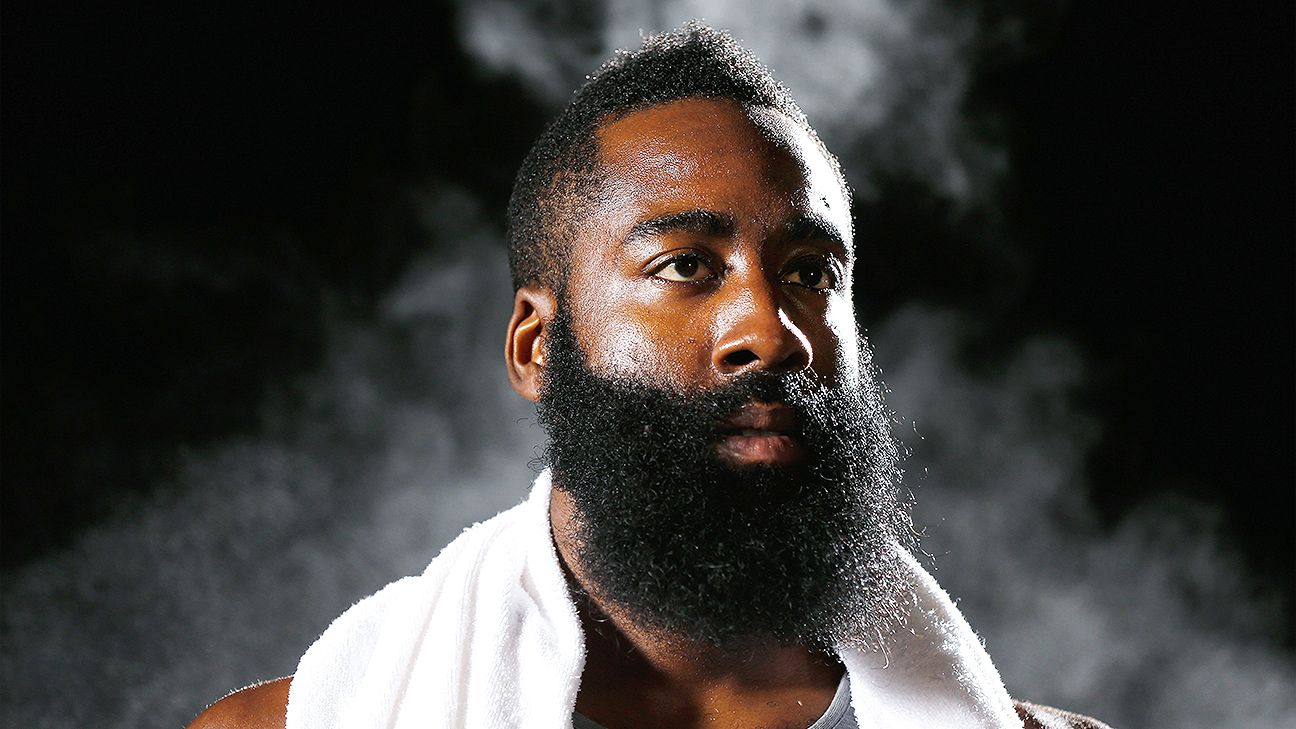 f8c88d9c2461 James Harden will have to stop wearing Air Jordans off court