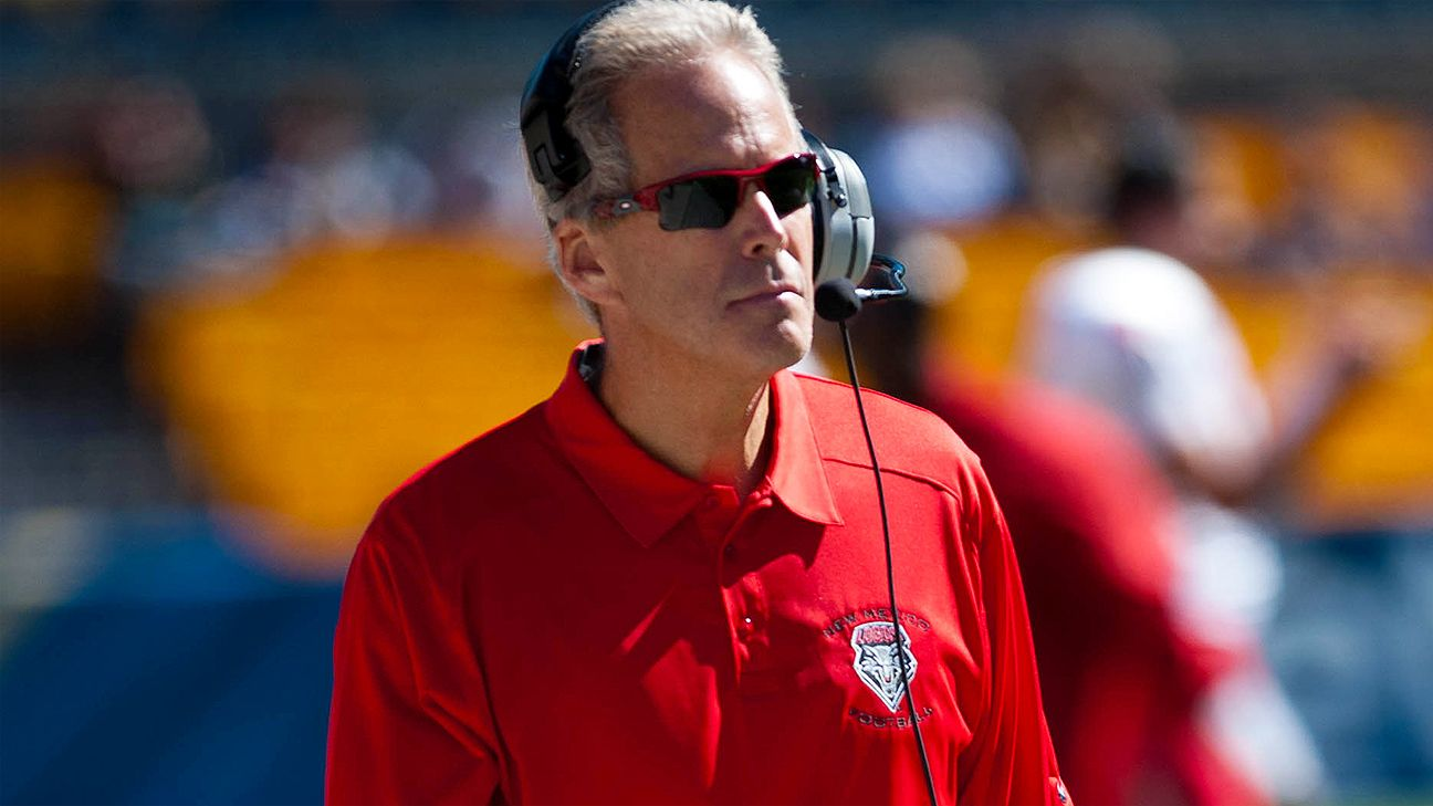 New Mexico's Davie expects to return Sept. 28