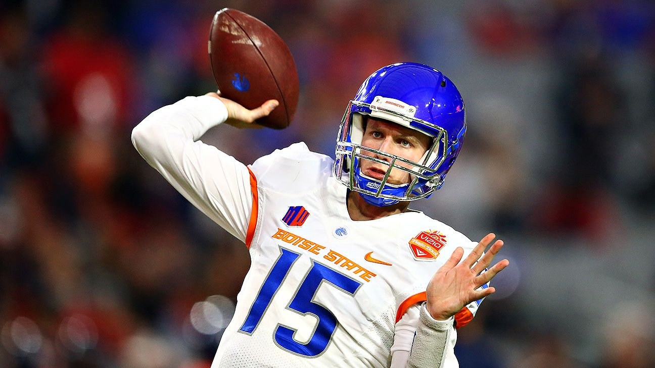 Ex Boise Qb Ryan Finley Headed To Nc State As Graduate
