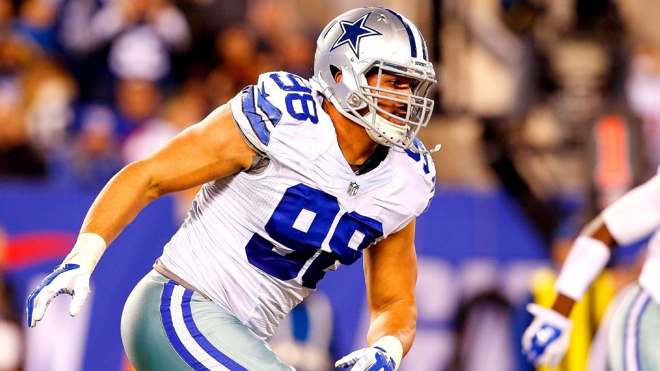 The Cowboys' Tyrone Crawford was charged with unlawful assembly, a misdemeanor, stemming from a March incident at a bar in Panama City Beach, Florida, according to online records.