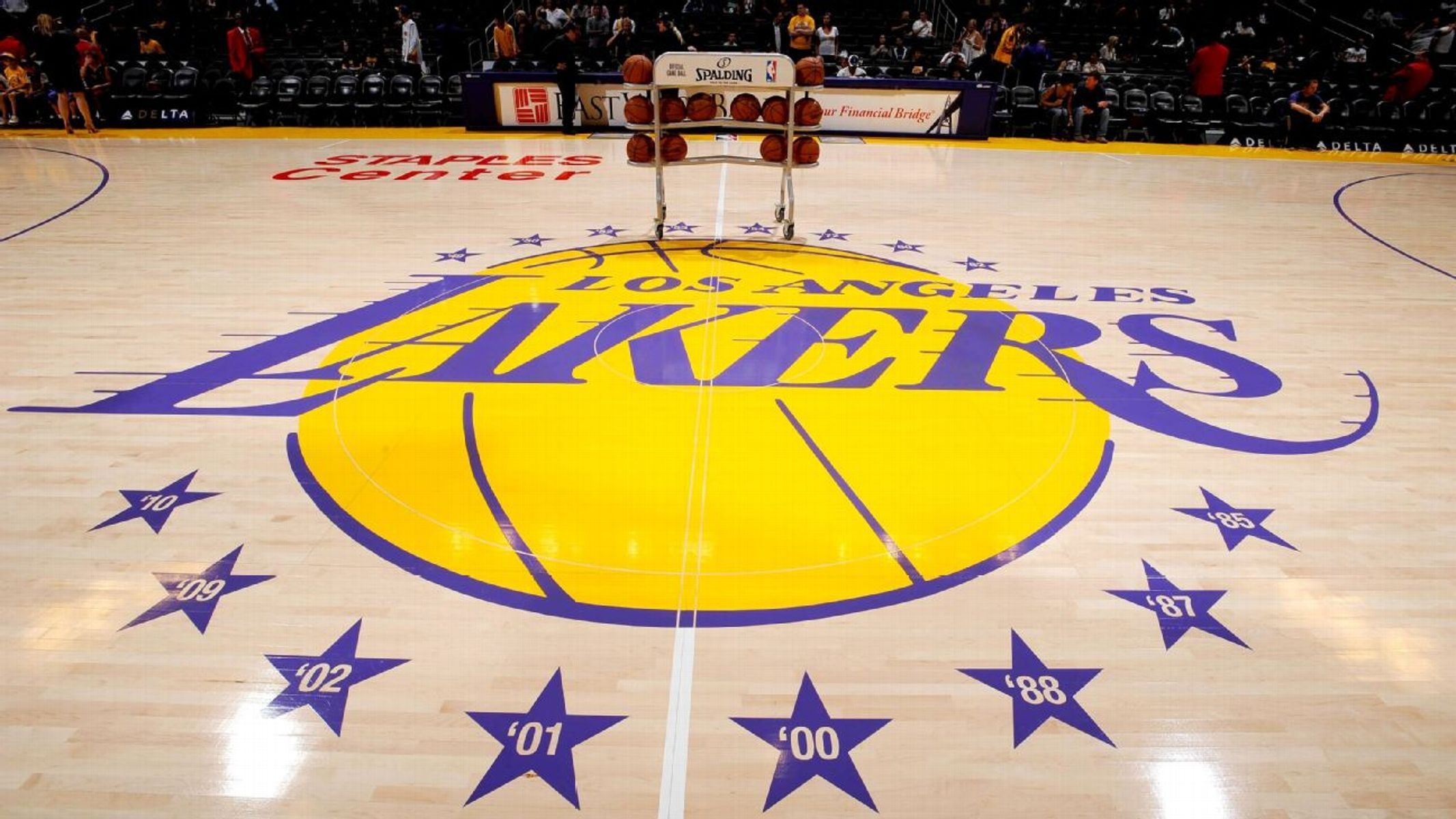 No symptoms for Lakers after 2-week quarantine