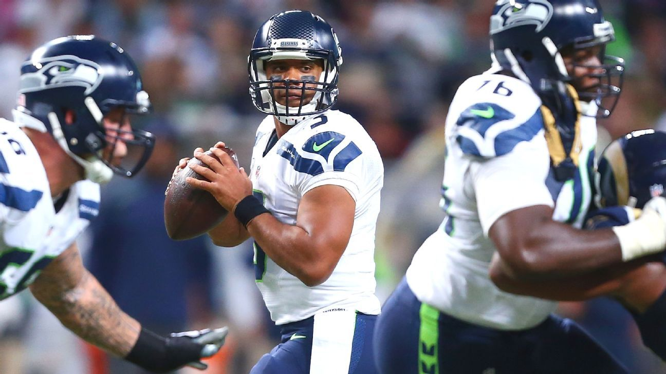 Can Russell Wilson, Seahawks get going down field?