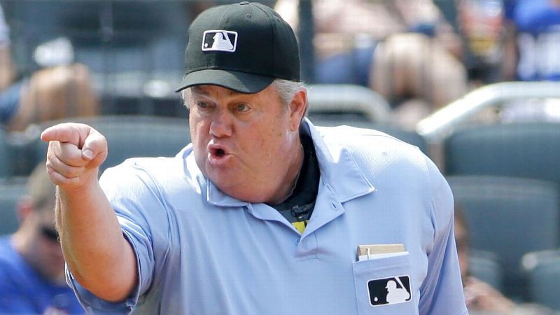 Sources: Similar to NFL officials, MLB umpires could get mic'd up