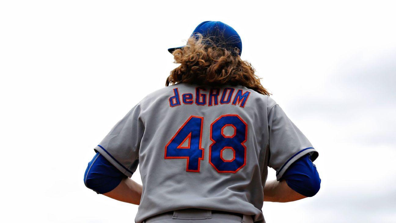 New York Mets' Jacob deGrom rebounds after skipped start - Mets Blog