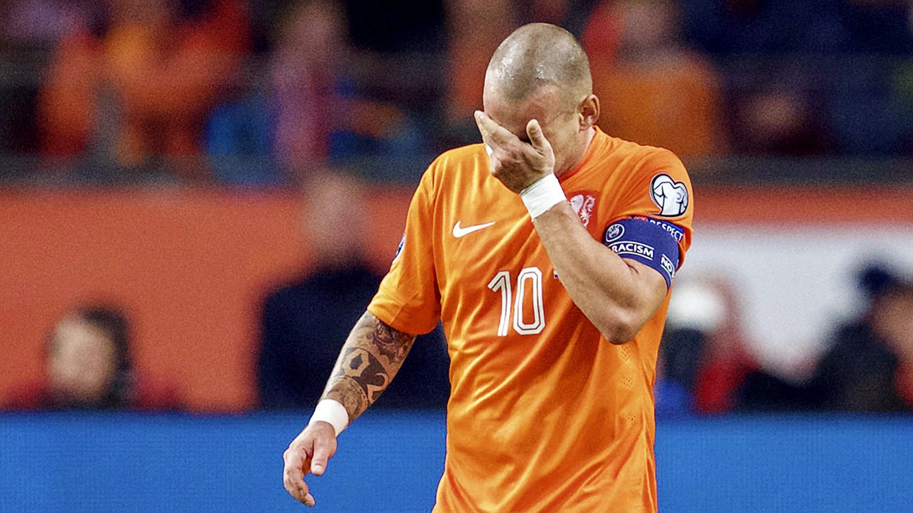 Netherlands  An open letter after the Dutch fail to qualify for Euro 2016 88857f4bd
