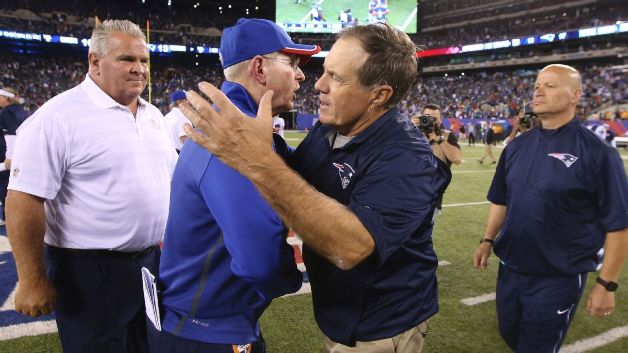 How Tom Coughlin solved the Bill Belichick riddle