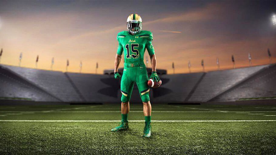 d7c60adc3 Uniform roundup  Wait is over for Notre Dame