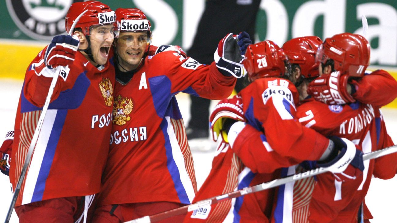 0e7fd86c7 NHL -- Russia s greatest hockey players