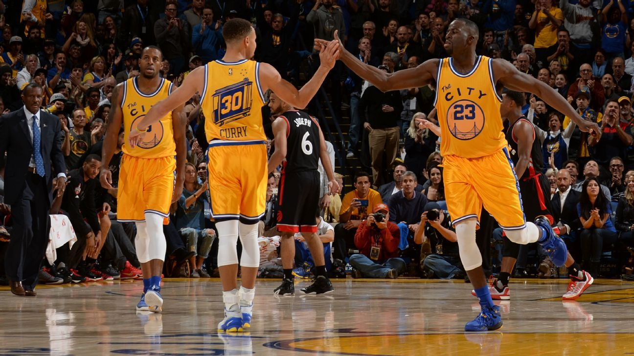 6a0a745b6 Is the small-ball dominance of Golden State a blip or a trend