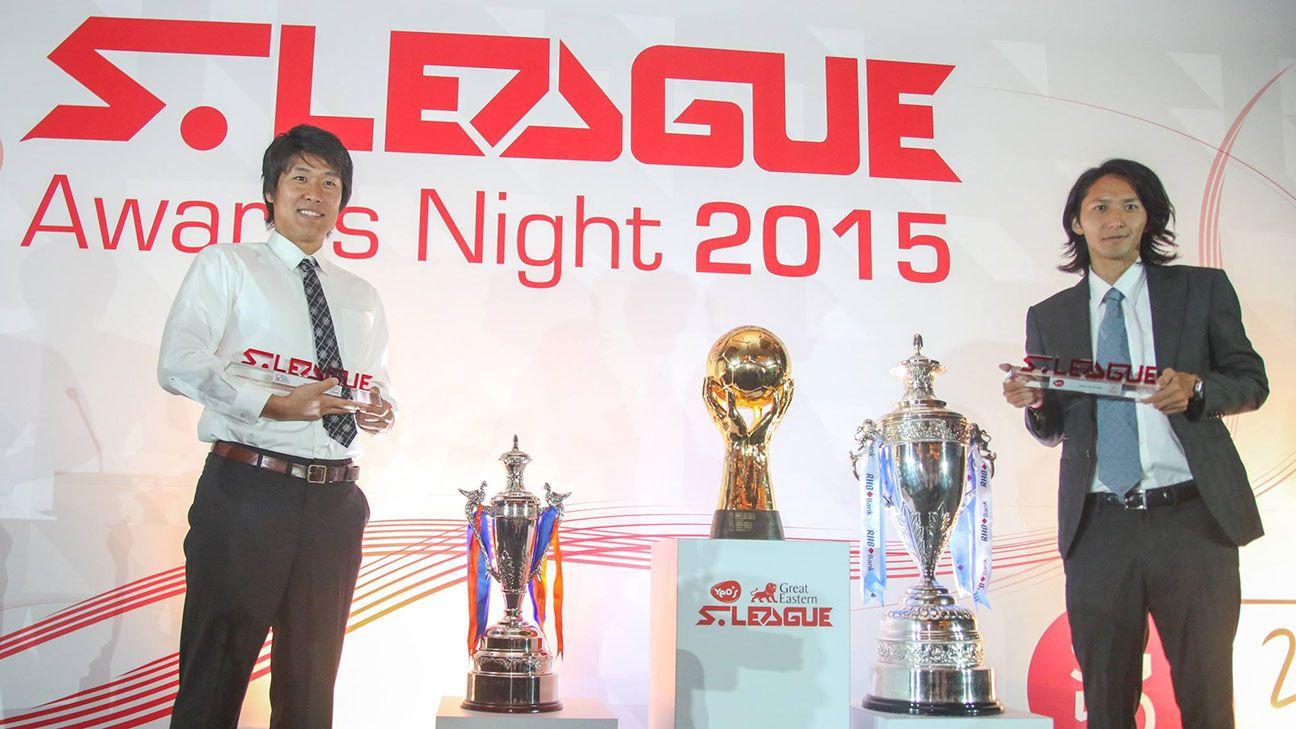 Kogure Kean Win Top SLeague Awards