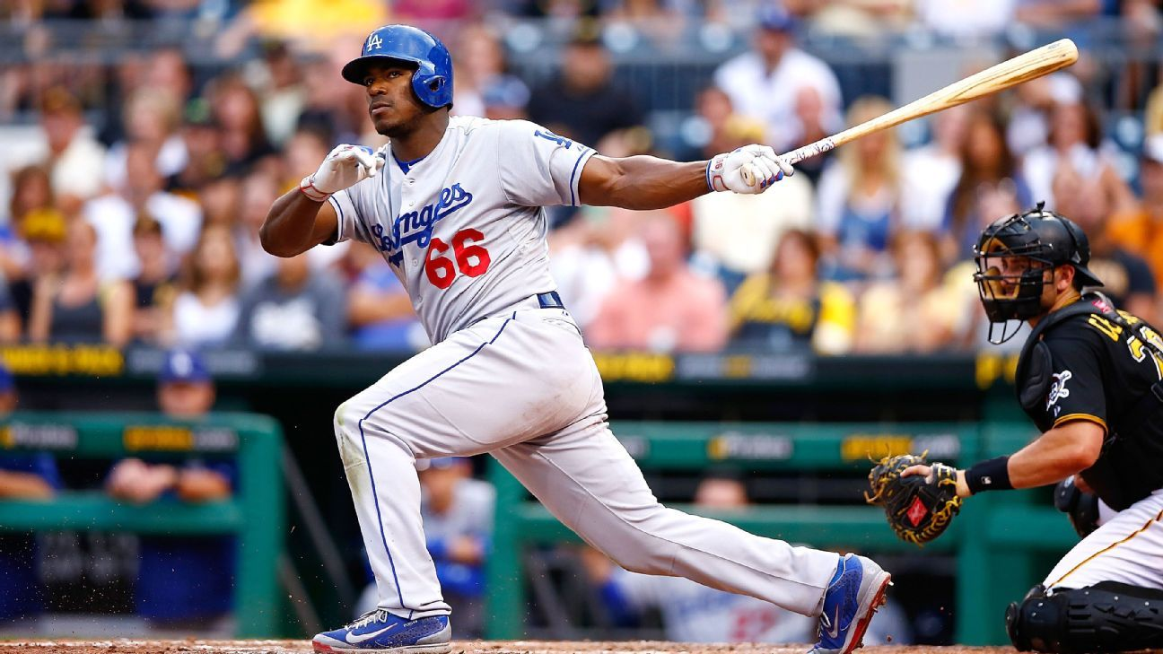 Dodgers' Puig ready 'for new life in the majors'