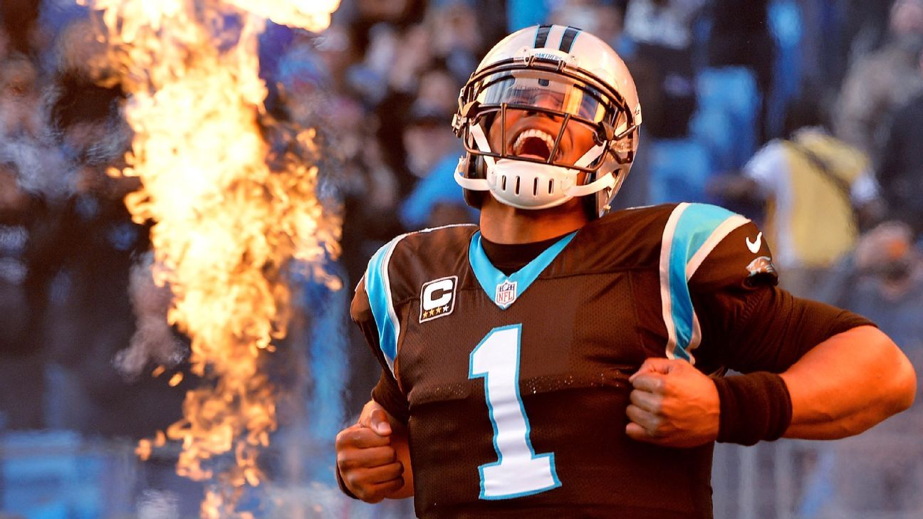2946306da Carolina Panthers quarterback Cam Newton is unlike any QB in the NFL